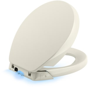Kohler Purefresh™ Plastic Round Closed Front Toilet Seat K5589