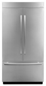 Jennair 42 in. French Door Bottom Mount Built-In Refrigerator Panel JJPK42FNXESS