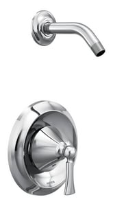 Moen Wynford™ 2.5 gpm Tub and Shower Trim Kit with Single Lever Handle MT4502NH
