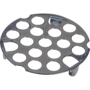 Lincoln Products 3 Prong Tub Strainer in Stainless Steel LPP112903PK