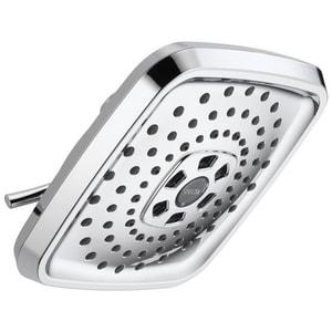Delta Faucet Tesla® 2 gpm 3-Setting Showerhead D52690