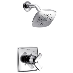 Delta Faucet Ashlyn® Shower Faucet Trim with Double Lever Handle DT17264