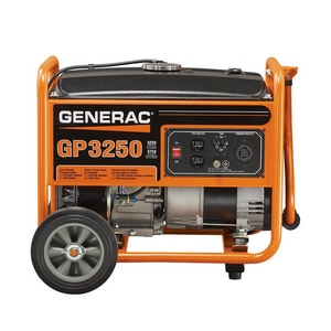Generac Power Systems Portable Generator G5789
