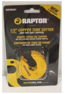 Raptor Pipe and Tube Cutter RAP8820