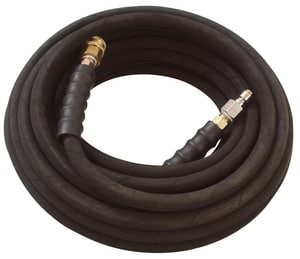 MI-T-M 25ft pressure washer hose - Rated to 3200 psi M15027