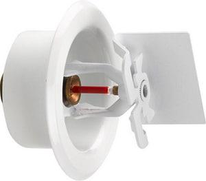 Victaulic V2738 Residential Horizontal Sidewall Sprinkler in White VDOMS271LQA41