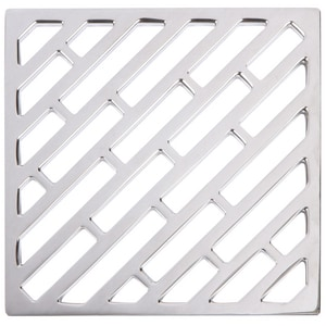 Newport Brass Square Shower Drain N233-408