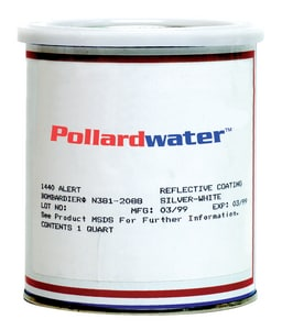 Axon Products 1 gal Reflect Silver Coated A1440GAL at Pollardwater