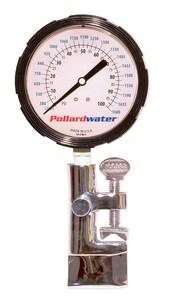 Pollardwater 160 psi Hydrant Flow Gauge (Less Case) PP66911LF at Pollardwater