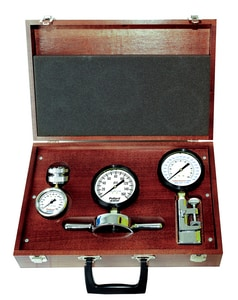 Pollardwater 3-1/2 in. Pressure Testing Outfit with Case PP672LF