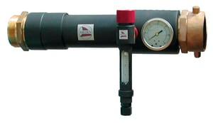 Arden Industries FPT 2-1/2 in. Liquid Dechlorination Device ADBL200025FPT at Pollardwater