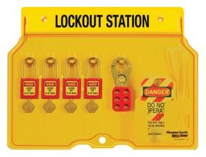 4 LCK ZENEX P/LOCK L/OUT STN M1482BP410 at Pollardwater