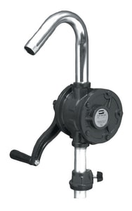 American Machine and Tool 40 in. Polypropylene Economy Rotary Drum Pump A494699 at Pollardwater