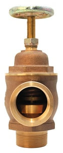 Pressure Regulating & Relief Valves