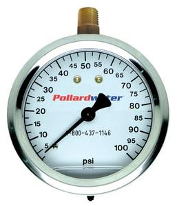 Wika Instrument Stainless Steel Pressure Gauge Case W42109