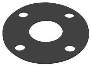 1/8 in. EPDM Full Face Gasket A0723FF125