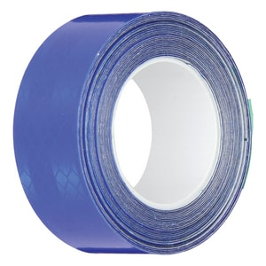 Harris Industries 30 ft. x 2 in. Reflective Tape in Blue HRF2BL at Pollardwater
