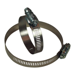 4 in. Blower Coupling Hose AH88CLAMP at Pollardwater