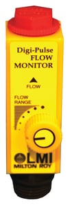 LMI Digi-Pulse™ Flow Monitor with Valve for A9, B9 and C9 Series Chemical Metering Pumps LFM2009 at Pollardwater