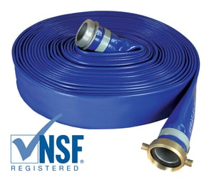 NSF 61 Potable Water Hose