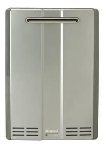 Rinnai SE+ 9.8 gpm 199000 BTU Exterior Recirculating Tankless Water Heater RRUR98E