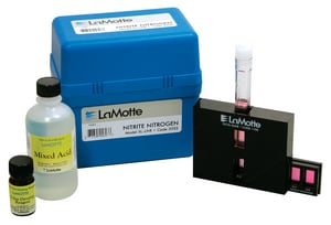 Lamotte Nitrite Nitrogen Test Kit for Octa-Slide 2 Comparator L335201 at Pollardwater