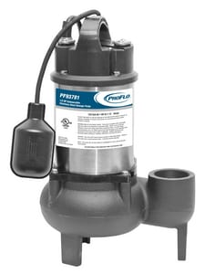 PROFLO® Sewage Pump with Tether Switch PF93781