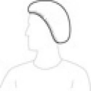Cellucap Polypropylene Bouffant Cap in White (Case of 1000) CBI4D