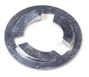 Carlisle Foodservice 5 in. Aluminum Clutch Plate C364101B