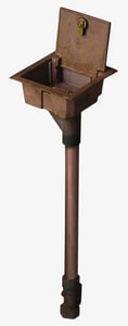 Jay R. Smith Manufacturing Bury Non-Freeze Boxed Ground Yard Hydrant S5810SAP