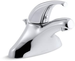 Kohler Coralais® 2-Hole Operated Proximity Lavatory Faucet with Single Lever Handle KP15182-P