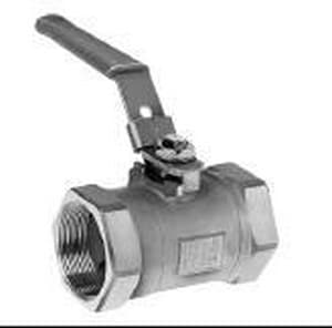 2000 psi Stainless Steel Threaded Ball Valve J333600ML