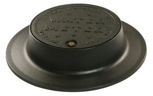 Ford Meter Box 18 in. Type-A Cover with Locking Lid FA32