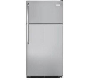 Frigidaire 18 cf Right Hand Topmount Refrigerator FFFTR1821Q