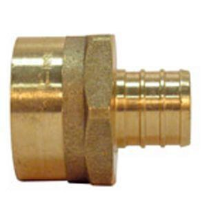 Tribal Manufacturing Brass PEX x Male Sweat Adapter TPEXLFMSA