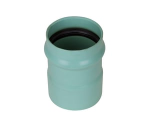 Sewer Gasket x DWV Solvent Weld PVC Sewer Hub Adapter MUL04360