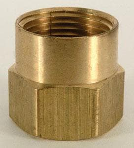 PROFLO® 3/4 in. FIP x FHT Brass Hose Adapter PFXFFHFFN
