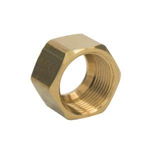 PROFLO® 5/8 in. OD Tube Domestic Compression Nut PFCNEN