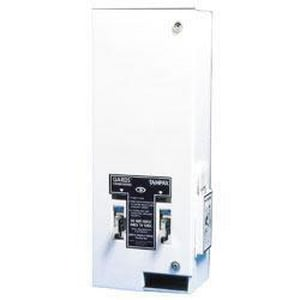 Hospital Specialty Company Dual Sanitary Napkin/Tampon Dispenser in White HD125