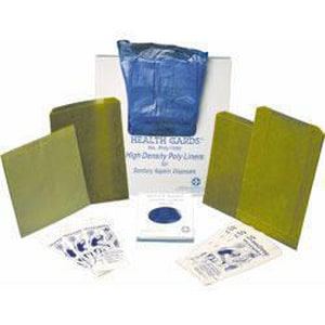 Hospital Specialty Company Paper Disposable Bag (Case of 500) HHOTEL500
