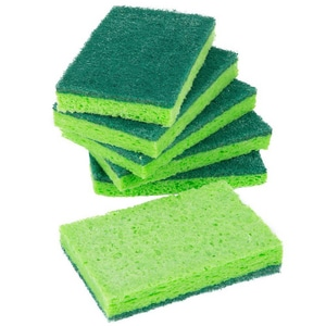 Scotch-Brite® Rescue™ 3-3/4 in. Soap Pad in Green 3M04801108009