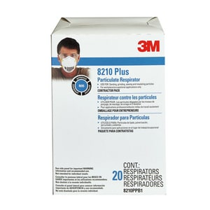 3M Non-Woven Disposable Particulate Respirator 3M05113846457
