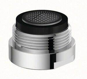 Danze 0.5 gpm Aerator Spray Kit in Polished Chrome DDA500199N