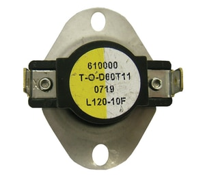 Supco 240V General Purpose Thermostat Limit Control Switch SL