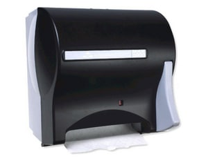 Georgia-Pacific Max 3000® Roll Towel Dispenser in Black G58443