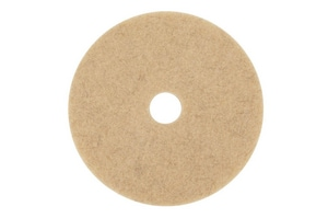 3500 Series 27 in. Natural Blend Floor Pad in Tan (Case of 5) 3M04801120317