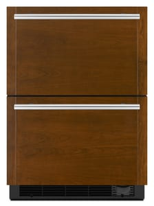 Jennair Refrigerator and Freezer Drawer JJUD24FCECX