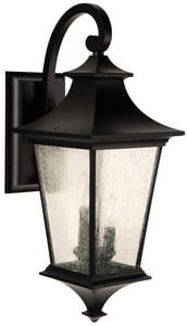 Craftmade International 3-Light Large Wall Mount Sconce CZ1374