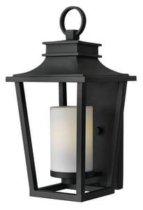 Hinkley Lighting Sullivan 15W 1-Light Outdoor Wall Lantern H1744LED