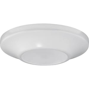 Progress Lighting 5-1/2 in. 12W 630 Lumens Ceiling Light PP824030K9AC1L06